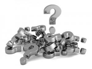 Steel question mark edit