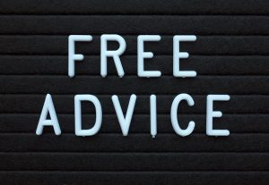 Sponsorship Seekers: How to Get Free Advice from a Consultant (and How Not To)