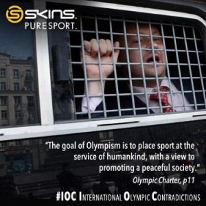 International Olympic Contradictions