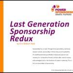 Last Generation Sponsorship Redux